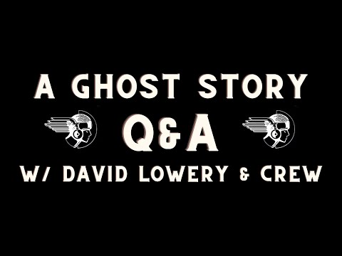 A Ghost Story Q & A with Director David Lowery And Crew