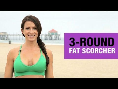 Triple Threat Stomach Fat Workout