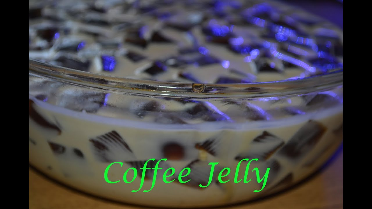 Coffee jelly filipino version youtube forumfinder Gallery