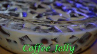 Coffee Jelly (Filipino version)