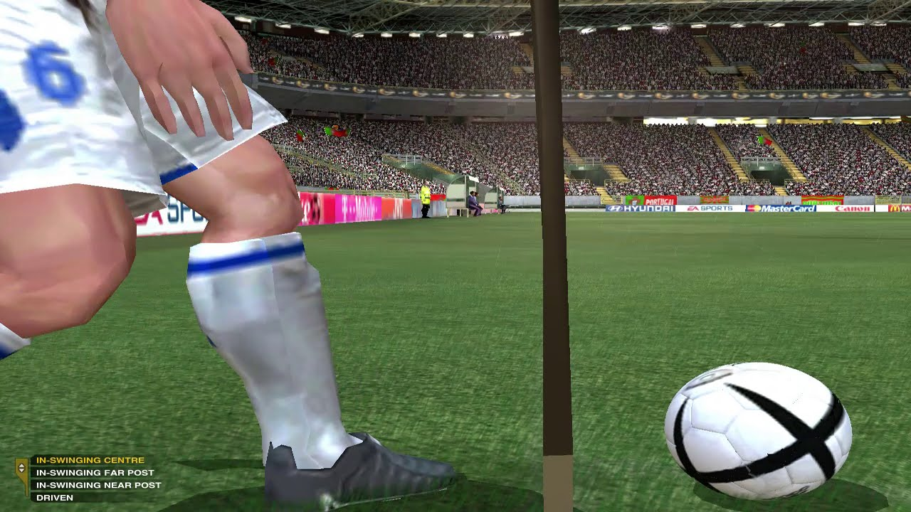 UEFA EURO 2004 PC Gameplay - YouTube