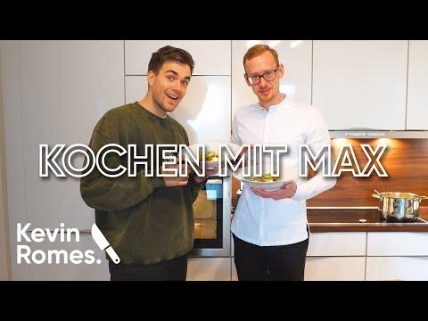 Safranrisotto mit Büffelmozzarella - Kevin kocht allein zu Haus x @KranCrafter