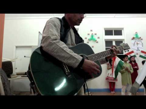 vande-mataram-(live-recording)-with-guitar-chords