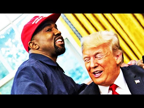 Would You Vote for Kanye Over Trump?