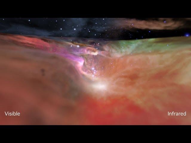 Si alguna vez has soñado con viajar por las estrellas, este es tu vídeo