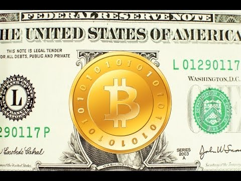 BITCOIN WONT REPLACE the USD but will be the INTERNET CURRENCY for the WORLD