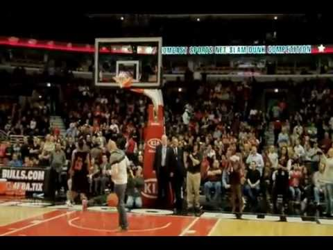TFB::Dunks:: Team Flight Brothers Dunk Contest at United Center!! Better than NBA Dunk Contest