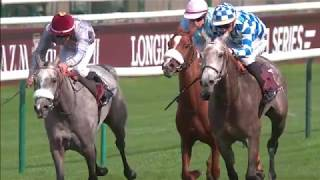 Vidéo de la course PMU QATAR TOTAL ARABIAN TROPHY DES JUMENTS
