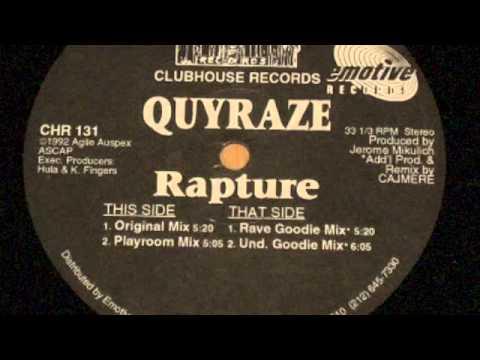 Quyraze - Rapture (Underground Goodie Mix)
