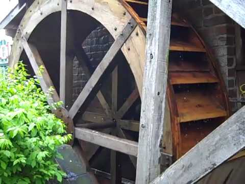 Water Mill and Blacksmith