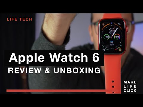 New Apple Watch 6 Review & Unboxing - WatchOS 7 is great!