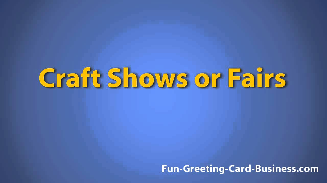 7 Ways To Market Greeting Cards Fun Greeting Card Business