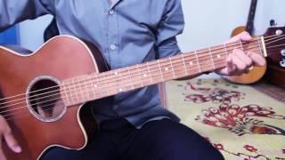 Hè Cuối - Thùy Chi - Hướng dẫn Guitar Đệm Hát