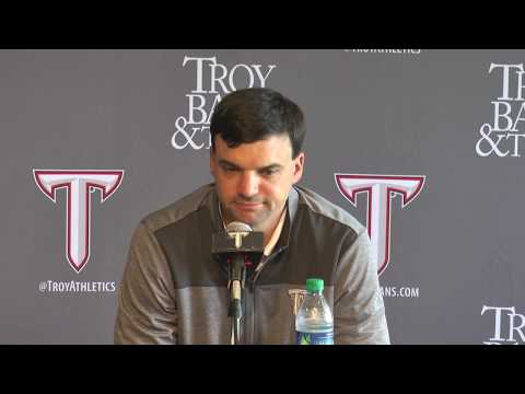 Neal Brown Press Conference - App State Pregame