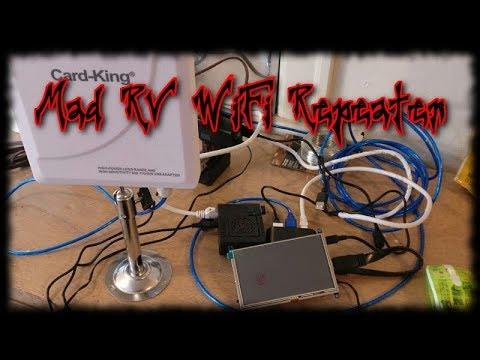 Mad RV WiFi Repeater ★BF RV Episode 6★