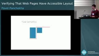 Verifying That Web Pages Have Accessible Layout