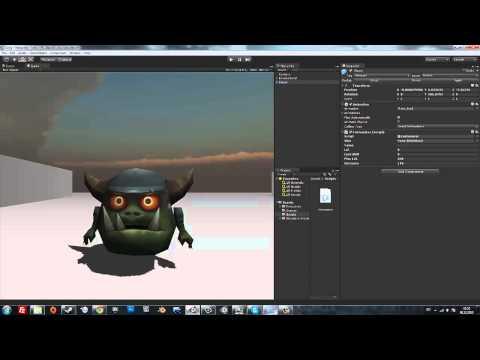 [Unity3D Rus Tutorials] Создаем RPG/RTS. Часть #1.