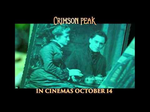 #CrimsonPeak in theaters OCTOBER 14