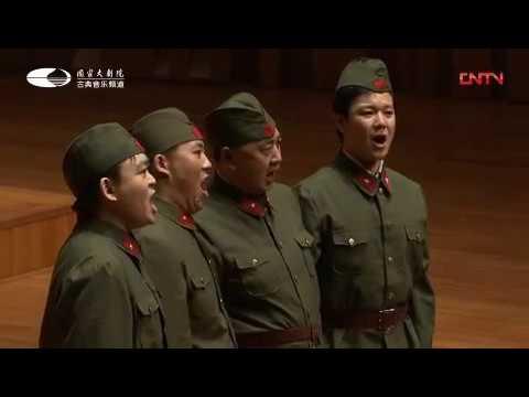 Священная война - хор НОАК Китая | Doovi Маршируют Девушки