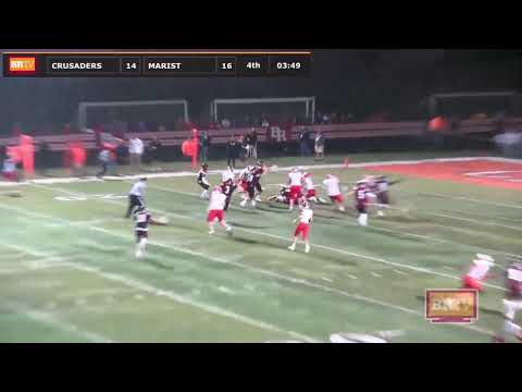 Brother Rice vs Marist 8-24-18 Game Highlights