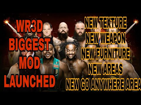 WR3D 2K19] BIGGEST MOD LAUNCHED DOWNLOAD FAST