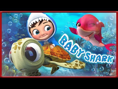 Baby Shark Dance Battle | Baby Shark Challenge | Baby Shark Remix - Banana Cartoons [HD]