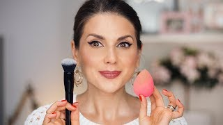 BEST WAY TO APPLY YOUR FOUNDATION  | ALI ANDREEA