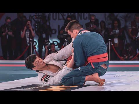 Paulo Miyao X Isaac Doederlein - Final 69Kg Abu Dhabi World Pro 2019