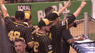 #ABLCS GAME TWO | David Sutherland clears bases, blows it wide open