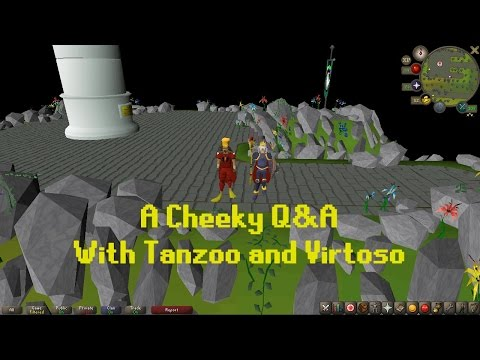 A Cheeky Q&A with Tanzoo and Virtoso