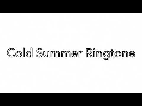 Cold Summer Ringtone