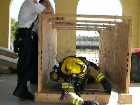 Delray Beach Fire Rescue Completes Scba Training Youtube