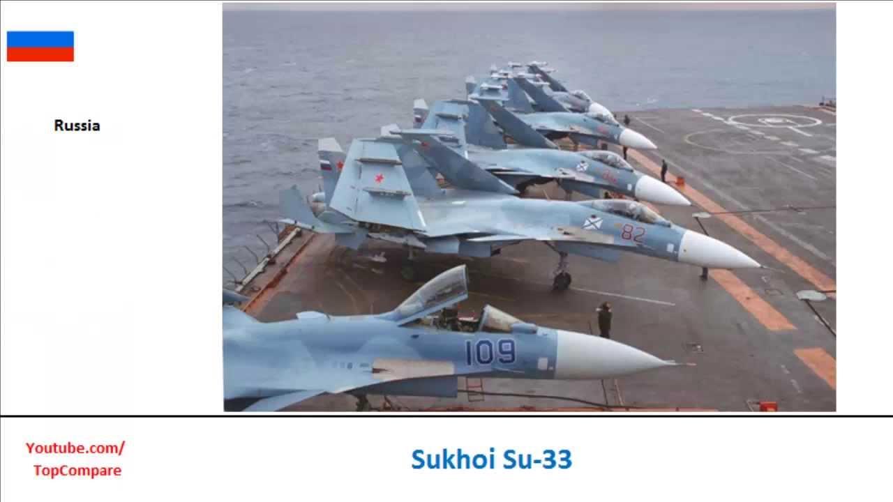 Loading su 33 flanker d carrier based fighter jet su 27 - Sukhoi Su 33 Vs 18e F Super Hornet Fighter Plane Full Specs Comparison Youtube
