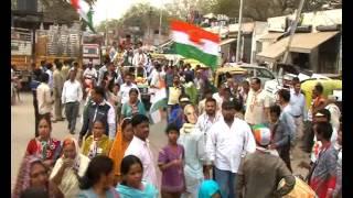 Kapil Sibal in Ballimaran Assembly padyatra