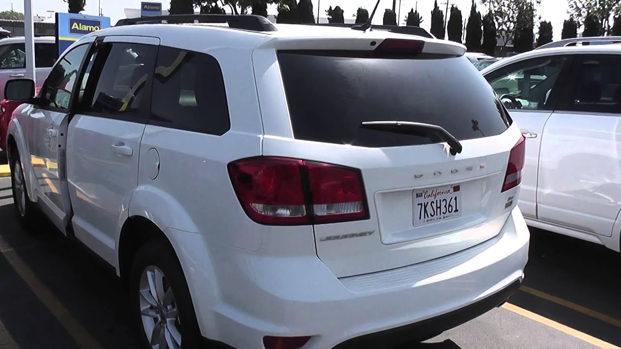 Alamo rental car los angeles lax