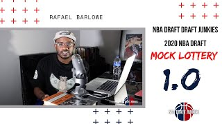 2020 NBA Draft Mock Lottery 1.0