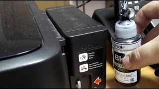 Сброс памперса Epson L110 L210 L300 L350 L355