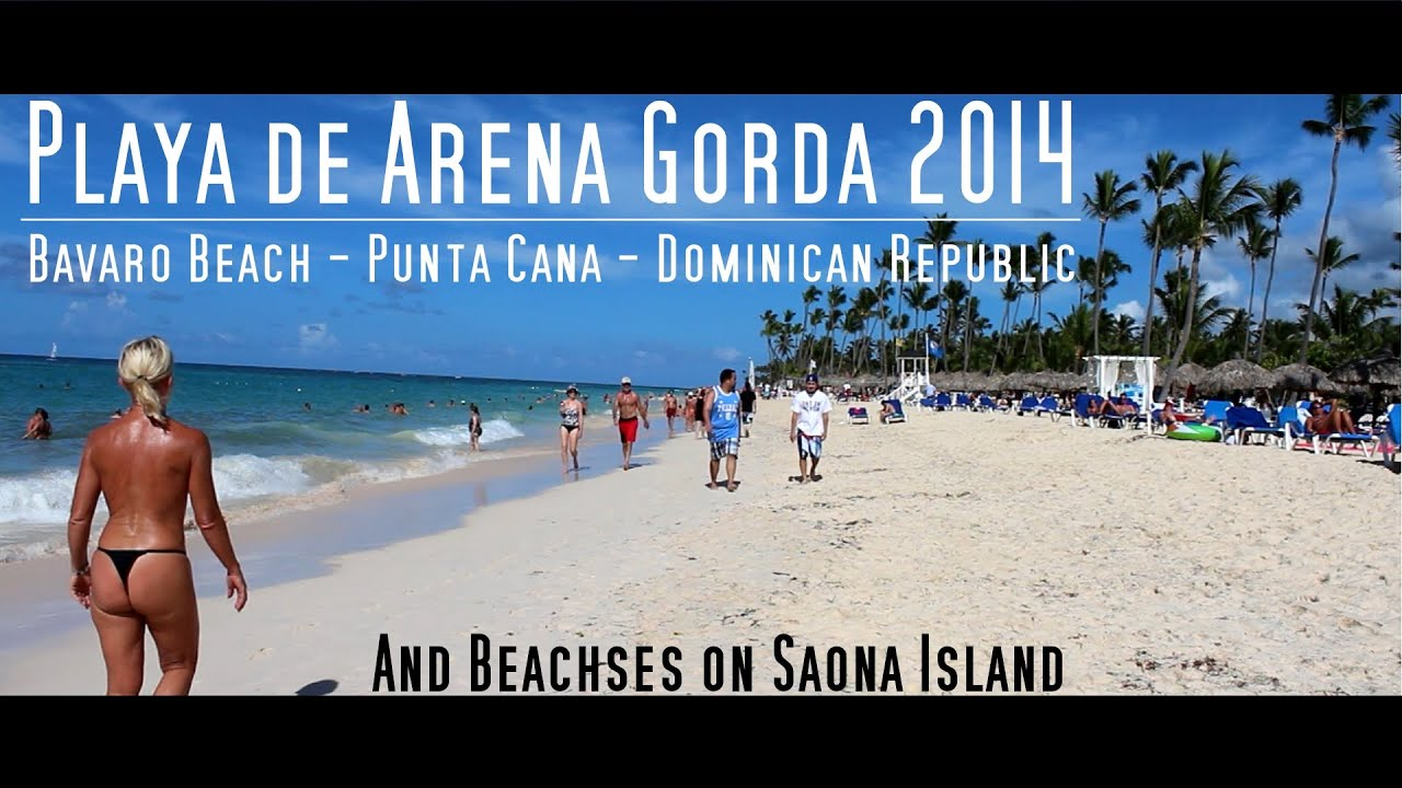 punta cana nude beach