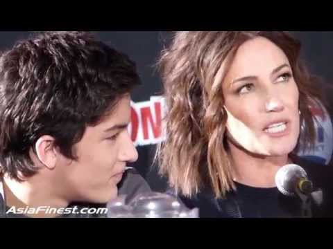 Orla Brady talks about Lydia in Into the Badlands at New York Comic Con 2015
