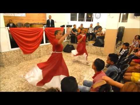 Elisama Dança Profética - Vale de ossos secos - Rejane