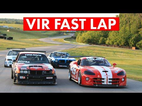 Guide to VIRginia International Raceway