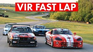 Guide to VIRginia International Raceway