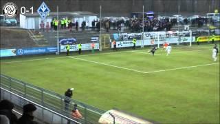 SV Elversberg vs. SV Waldhof Mannheim 07  22. Spieltag  12/13