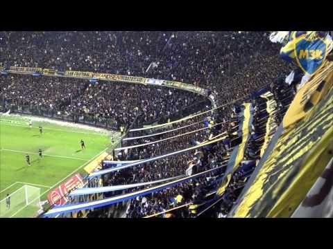 Boca riBer 2015 / Gol de Pavon