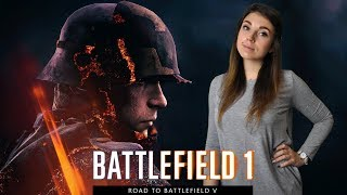 BATTLEFIELD 1 - ROAD TO BATTLEFIELD V - OPERATIONS, MIXED MAPS - PS 4 PRO GAMEPLAY