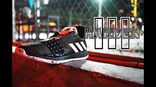 Harden Volume 3 First Impressions // Nice and Simple
