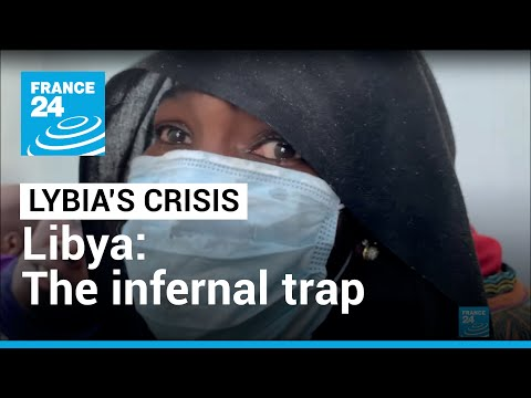 Libya, the infernal trap