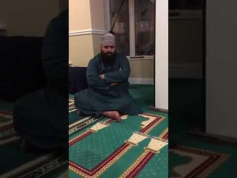 Zikr after Namaz Ramzan 2016 Sahibzada Pir Syed Munawar Hussain Bukhari Shah Sahib thumbnail