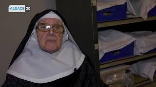 Download lagu Mère Marie-Paul fête ses 102 ans et ses 80 ans de vie monastique.