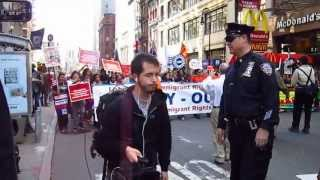 May Day Labor Rights - NYC - Pt 1
